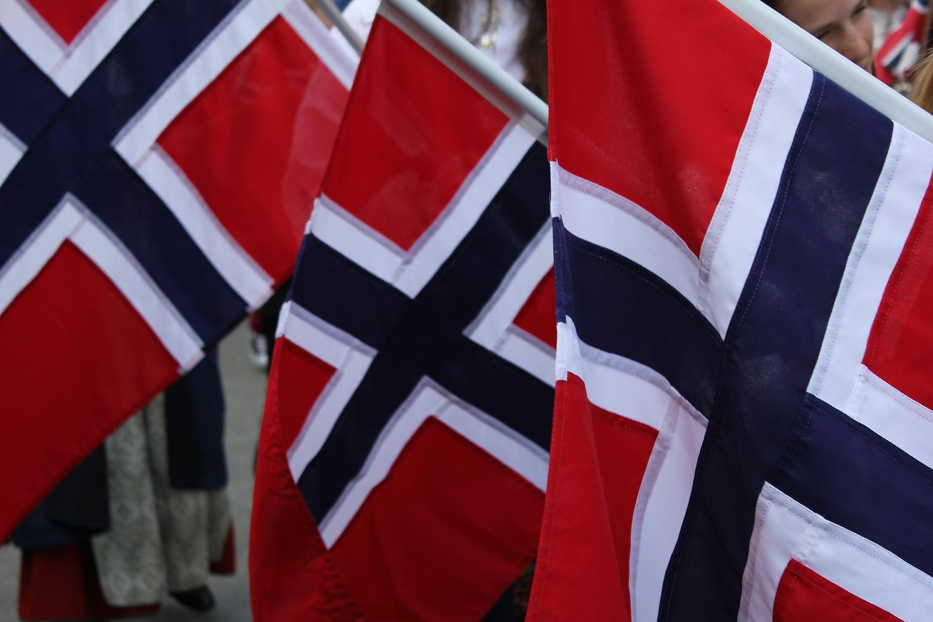 Vi heiste flagget på Engen 17. mai